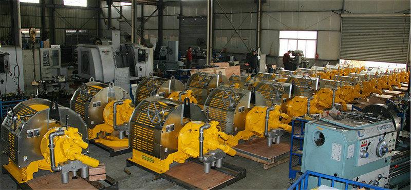 10 Ton pneumatic winches manufacturer
