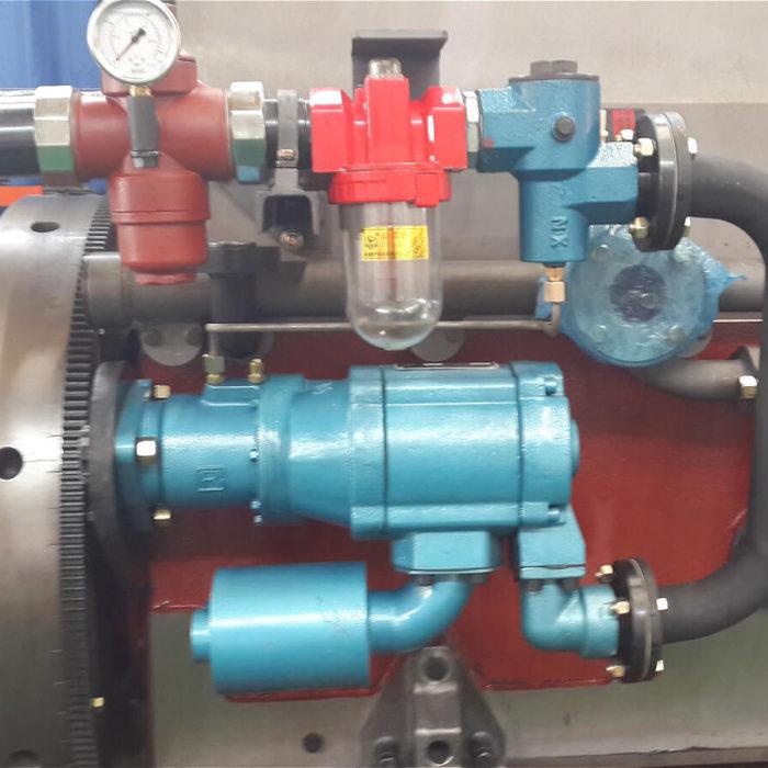 air turbine starters pneumatic starters  diesel engines generators